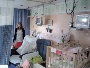 Last look at NICU
