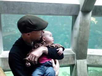 Tash,Neil,aquarium