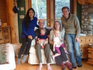 Canmore Family Pic Feb 2015